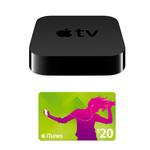 Big W: Apple TV $127 includes $20 iTunes card