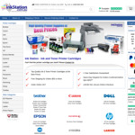 20% off Compatible Ink and Toner Cartridges @ Ink Station