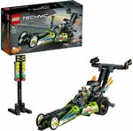 LEGO Technic Dragster 42103 $20 + Delivery ($0 with Prime/ $39 Spend) @ Amazon AU