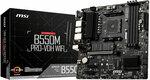 MSI B550M Pro-VDH Wi-Fi - $219 + Shipping @ PCCaseGear