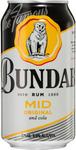[WA] Bundaberg UP Rum Midstrength & Cola Cans 375ml 6pk $9.95 & Angostura Bitters 200ml $9.95 @ Dan Murphy's