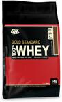 Optimum Nutrition 100% Gold Standard Whey 4.54kg - $139.95 Delivered @ Aminoz