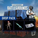 [PS4] Free PUBG Drop Pack @ PlayStation Store (PS Plus Membership Required)