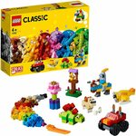 LEGO Classic Basic Brick Set 11002 - $15.20 (OOS), Blue Baseplate 10714 $8 + Delivery (Free with Prime / $39 Spend) @ Amazon AU