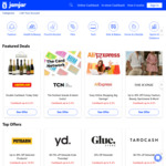 100% Cashback Site Wide (Capped at $10, New Users Only) @ Jamjar
