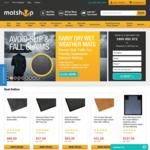 30% off Online Orders @ Mat Shop