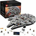 LEGO Star Wars Ultimate Millennium Falcon 75192 $949 Delivered @ Amazon AU