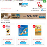 Extra 5% off & Free Shipping @ Vet Supply
