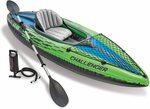Intex Challenger K1 Inflatable Kayak $125.09 Delivered @ Amazon AU