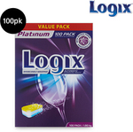 Logix Platinum Dishwashing Tablets 100 Pk $16.99 @ ALDI