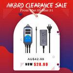 Inkbird Aquarium Temp Controller ITC-306T $28.99 Delivered @ Inkbird eBay