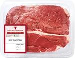 Beef Rump Steak 1kg $14.99 @ ALDI