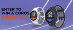 Win a Coros Pace 2 GPS Sport Watch Worth $330 from Coros