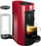 DeLonghi Nespresso VertuoPlus Red ENV150R $62 C&C/in-Store (Receive $80 Cashback from Nespresso) @ BIG W