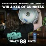 Win a Keg of Guinness from The Fifth Province (Irish Bar in St Kilda)