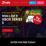 Win 1 of 9 Xbox Series S Consoles from Firefly Games