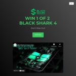Win a Xiaomi Black Shark 4 Gaming Phone from Black Shark Australia