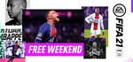 [PC] Steam - Free to play weekend - FIFA 21 - Steam