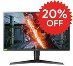 "LG 27"" Monitor UltraGear 27GL850-B $479.20 ($467.22 eBay Plus) TP-Link Deco M5 $196, ($191.10 eBay Plus) @ Smarthome eBay"