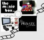 Win a Screen, Epson Projector, 6 Chairs, Popcorn Machine, Soundbar (Worth $450) from My Private Cinema