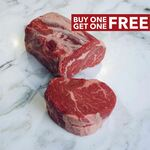 BOGOF Angus Beef Scotch Fillet 1.5kg Each $99 + Delivery ($0 with $125 Spend) @ Vic's Meat
