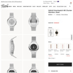 30% off Everything Including Already Reduced Sale Items eg. Fossil Hybrid Hr Charter $103 Delivered @ FOSSIL