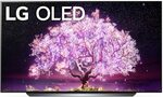 """LG 65"""" C1 4K OLED TV (OLED65C1PTB) $3040 + Free Delivery (New Members 15% Off Coupon) @ LG"""