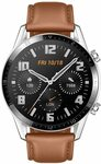 Huawei Watch GT 2, 46mm with an Additional Strap in Box - Brown $191.96, Black $173.60 Delivered @ Amazon AU