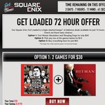 """Get Games """"Get Loaded"""" Bundle, Sleeping Dogs LE & Hitman: Absolution $30 USD"""