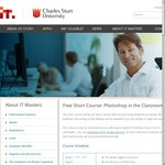 Free Short Course: Photoshop in The Classroom