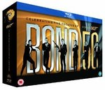 James Bond - 22 Film Collection [Blu-Ray] $133 Delivered @ Amazon UK or $149 @ Kmart 26/8/13