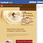 Free Moccona Café Moments Coffee Sample. Facebook Required