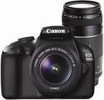 Canon EOS 1100D + Twin Kit Lens $399 @ Target Online + $9 Delivery or Free Pickup in Store