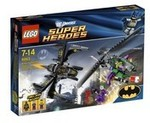 DC Universe Super Heroes Lego Set $32.45 (Was $64.95) + Shipping $9.95 @ Myer Online
