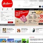 Kuala Lumpur Return ex Perth $280, Syd $340, Melb $344, GC $353, Adel $359 with AirAsia