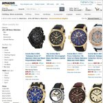 Watch Sale @ Amazon: Extra 25% off Coupon