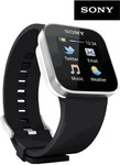 Sony MN2 Bluetooth SmartWatch - Black $77.99 + Free Shipping + 7% Discount Code + PayPal Accepted