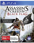 Assassin's Creed IV (Black Flag) - PS4 Target $39