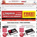 Kingston Class 10 32GB Micro SD $14.99, 64GB $32.99, DTM30 32GB $18, DTR30 64GB $45 Free Shp @ SE