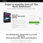 Free - Bitdefender Total Security 2015 (6 Month Licence)