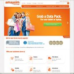 Amaysim UNLIMITED $20 1st Month (Usually $45) Inc 5GB Data (4G Coming in April)