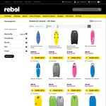 50% off (Even 75% off Read on) ALL Bodyboards and Surfboards Online and Instore at Rebel Sport