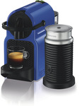 Nespresso Delonghi Inissia Capsule Machine - Blueberry $99 (After $50 Cashback) @ The Good Guys