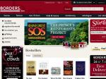 Borders for Christmas (33% off One Book or $20 Voucher on $75 Spend)