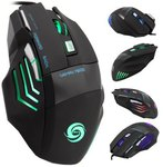 JWFY USB Wired Gaming Mouse with 7 Buttons, 5500DPI and LED - USD $5.12 (~ AUD $7) @ GearBest