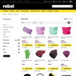 Rebel Snow Gear 60% off Selected Pants, Jackets, Goggles (Requires Free Membership)