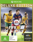 FIFA 16 Deluxe Edition - $78 (Usually $99+) - Pre Order - Xbox One + $4.99 Shipping @ Mighty Ape