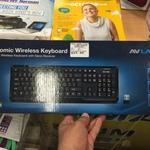 Harvey Norman: Atomic Wireless Keyboard $9 in Store Normally $24.95
