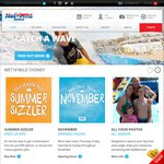 Wet N Wild Sydney: Buy 1 Day Ticket for $79, Get Rest of The Season Entry Free