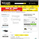 Seagate Expansion 1.5TB Portable Hard Drive $69 ($79 Delivered) + More @ Dick Smith